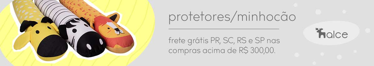 Protetores / Minhocão