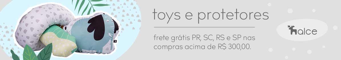 Toys e Protetores
